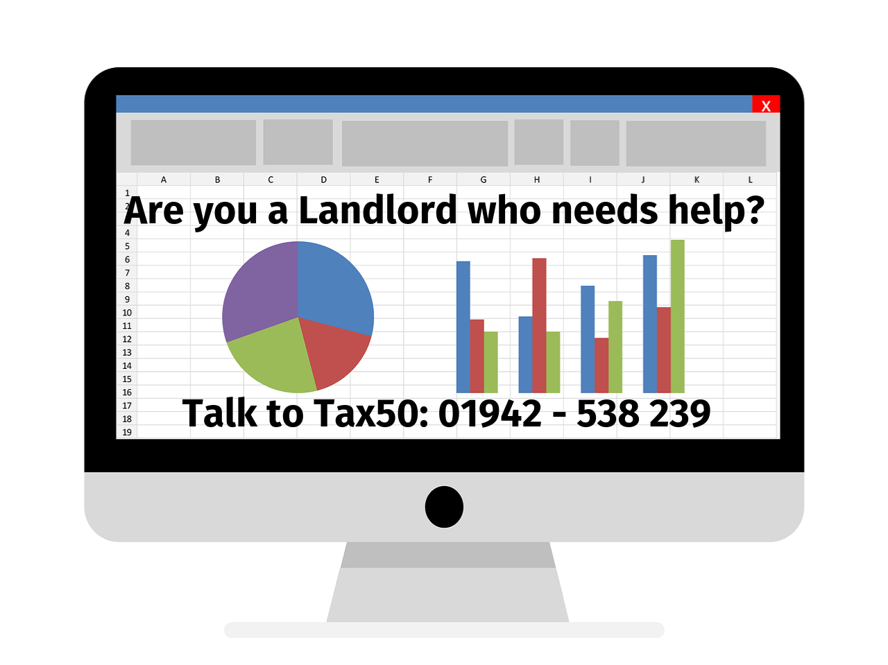 Specialist Landlord Accountant