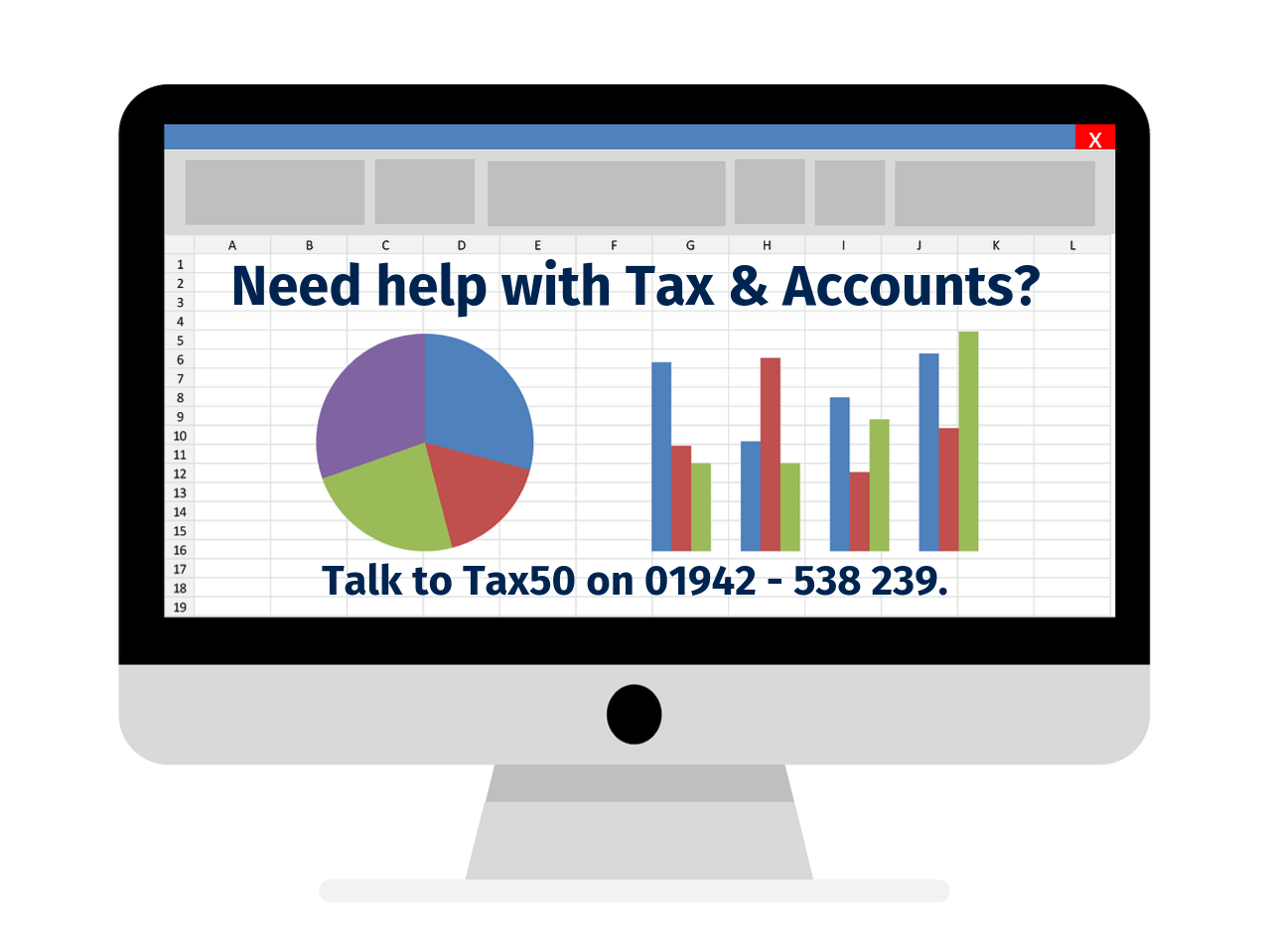 help from accountant in Wigan