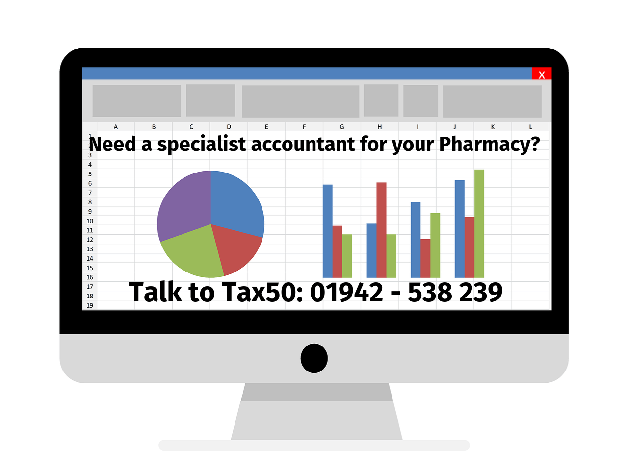 Specialist Accountant for Pharmacy