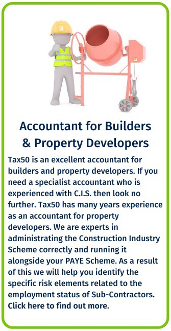 Accountant for Builders