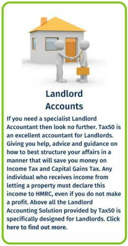 Landlord Accountant