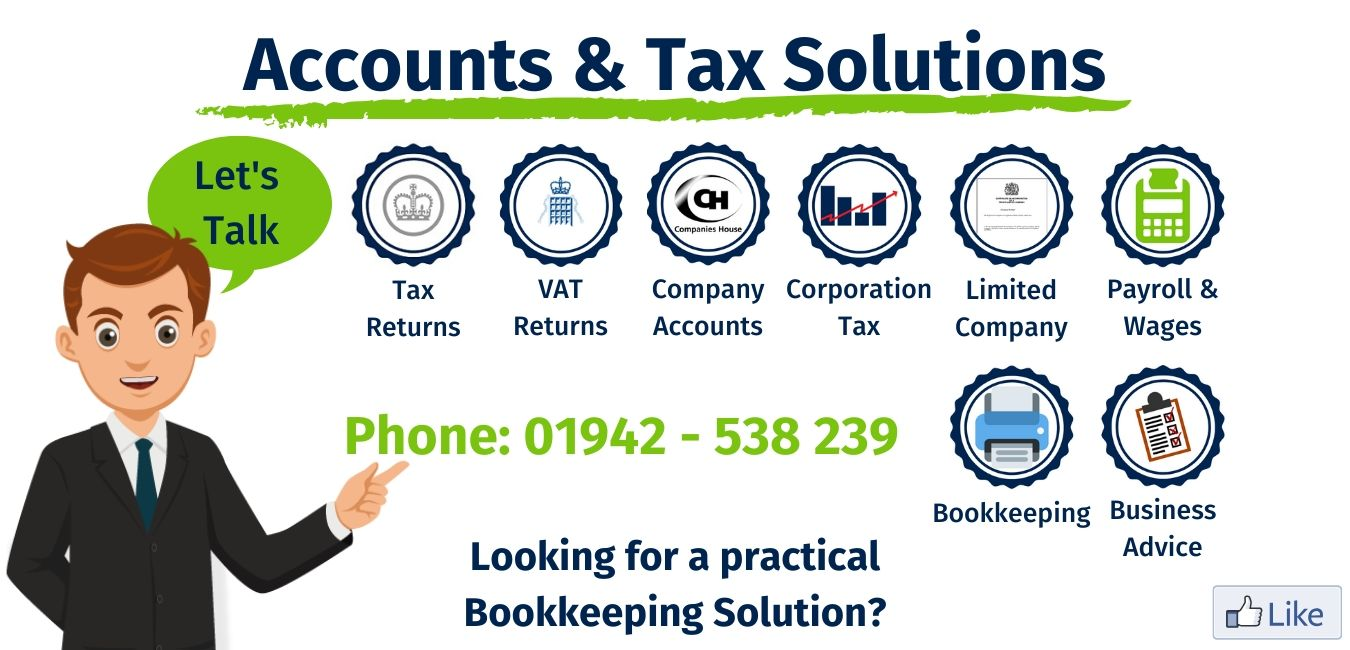 Bookkeeping Solutions Wigan