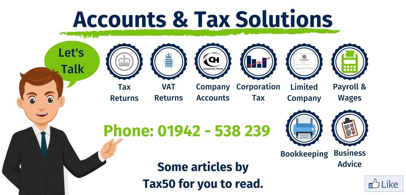 Tax50 Blog