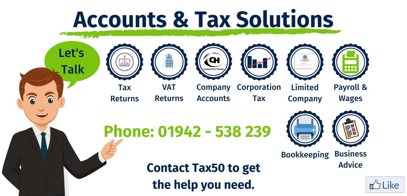 Tax50 Help