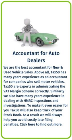 Accountant for Auto Dealers