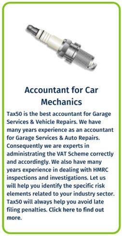Accountant for Mechanics